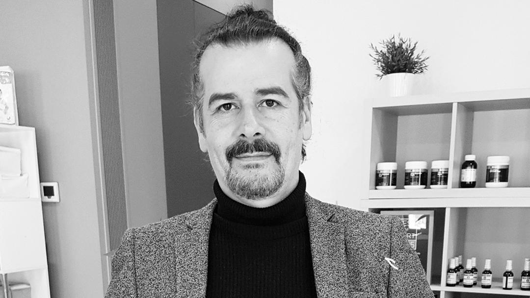 Dr Jim Skivalidas - Founder